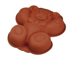 Silicone Cake Mold - Happy Bear Pan