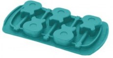 Silicone Ice Tray - 5 Guitar