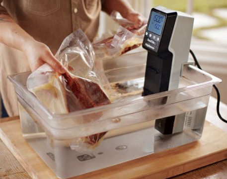 Polyscience Sous Vide Professional Chef Series in action